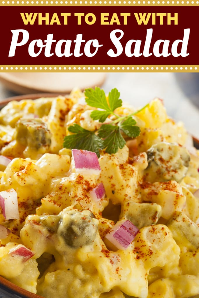 What to Eat with Potato Salad