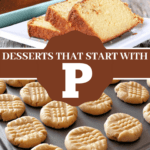 Desserts That Start With P