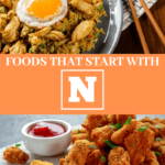 Foods That Start With N