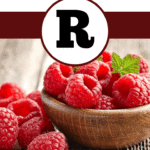 Foods That Start With R