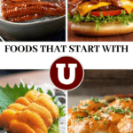 Foods That Start With U