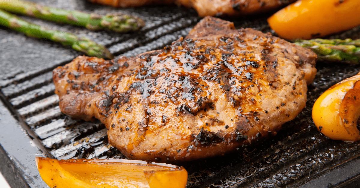 Homemade Grilled Porkchop