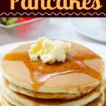 How To Reheat Pancakes