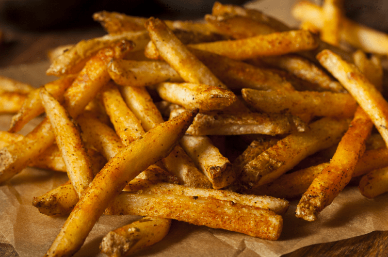 Popeyes French Fries Recipe