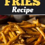 Popeyes Fries Recipe Pin