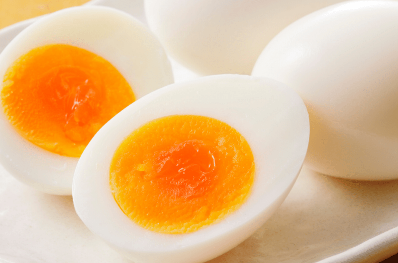 How to Peel Soft-Boiled Eggs
