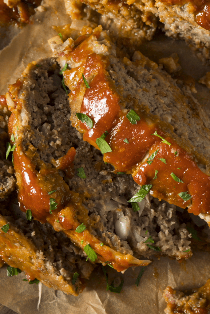 Savory Spiced Meatloaf