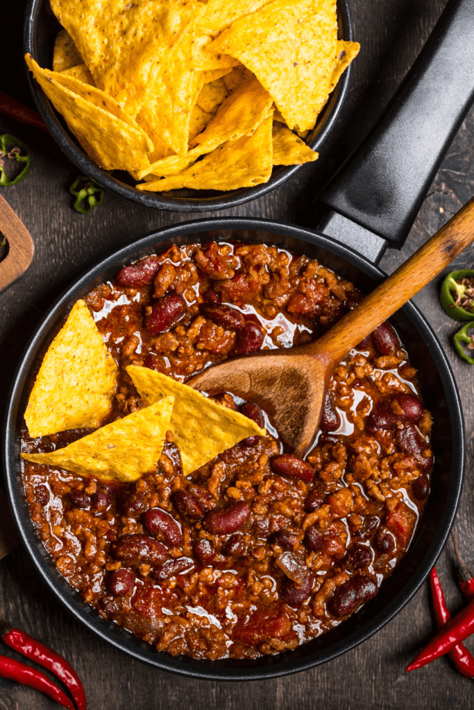 Texas House Roadhouse Chili