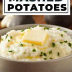 What Goes With Mashed Potatoes