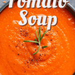 What to Eat with Tomato Soup