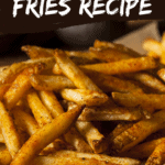 Wingstop Fries Recipe
