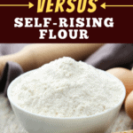 All-Purpose Flour Vs Self-Rising Flour