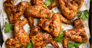 Homemade Chicken Wings