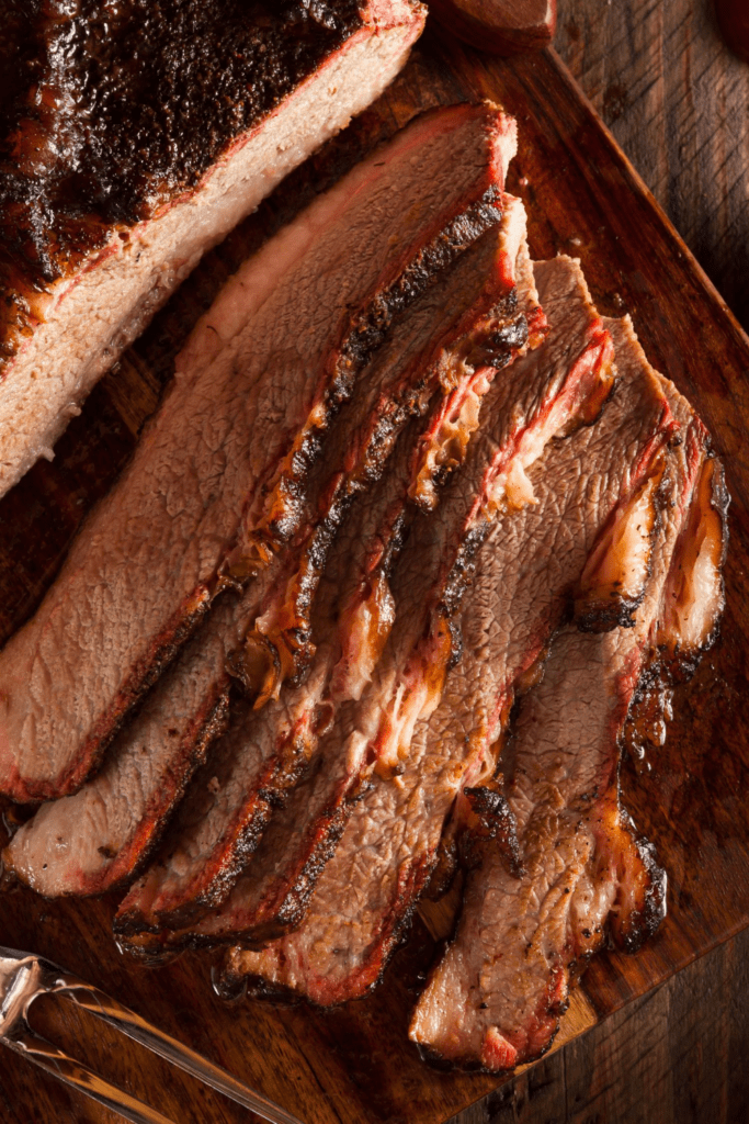Homemade Barbecue Beef Brisket