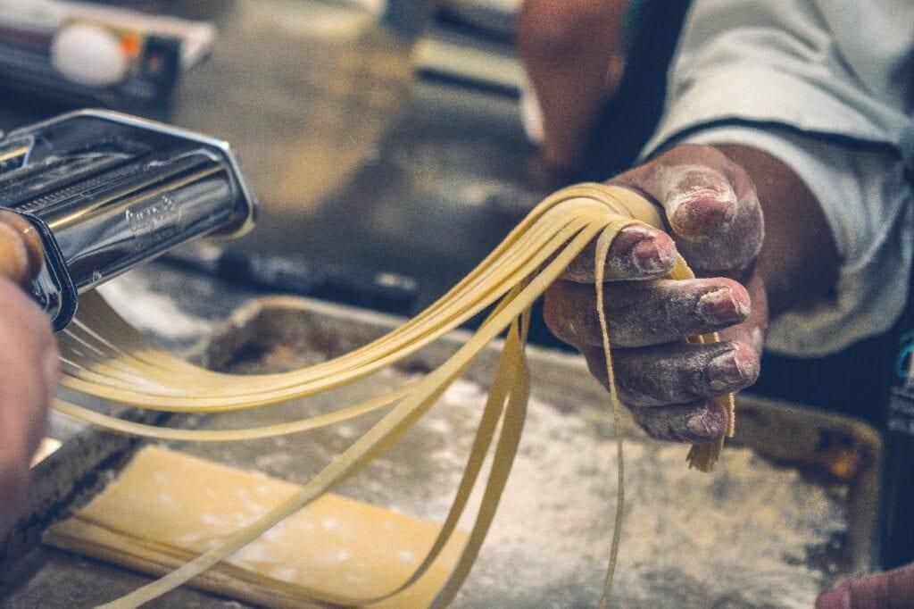 Thick Pasta