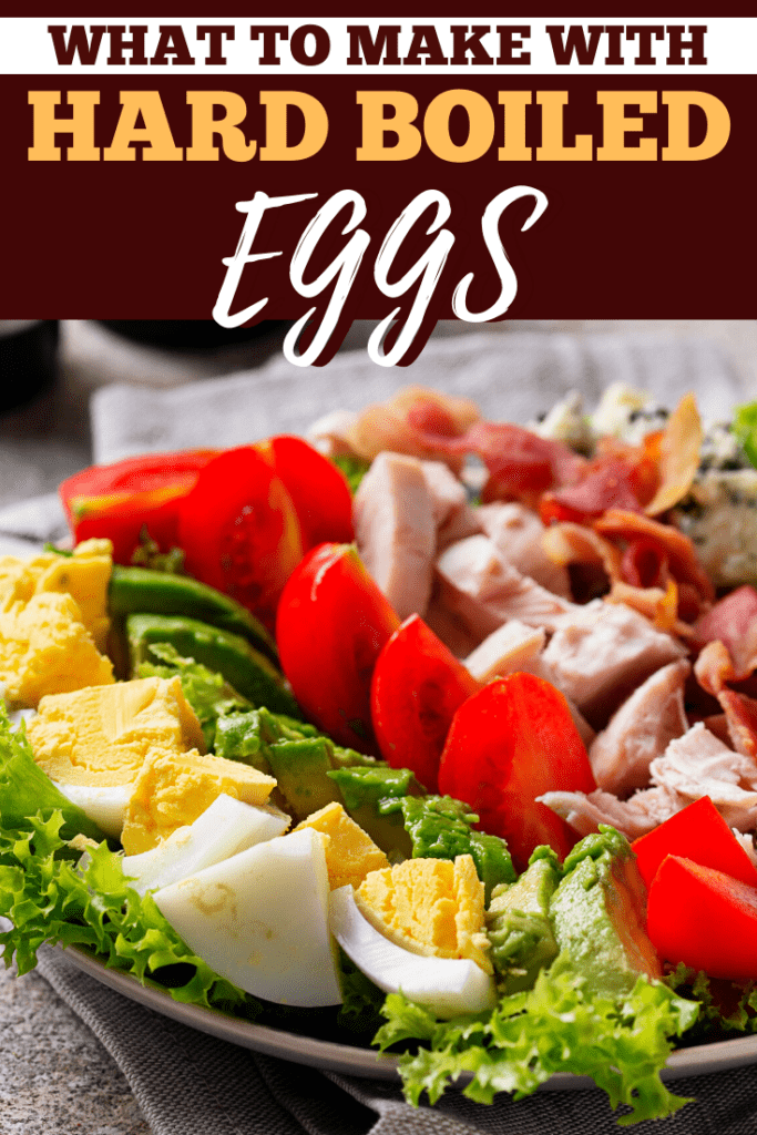 What To Make With Hard-Boiled Eggs