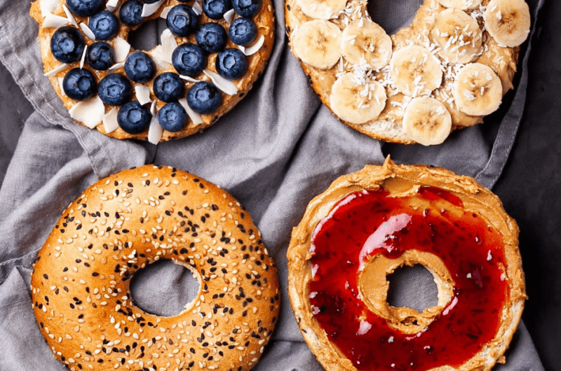 16 Bagel Toppings for Breakfast, Lunch, and Dinner