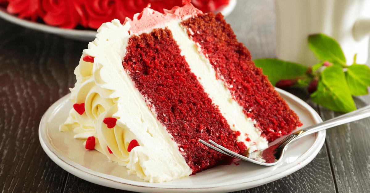 Birthday Dessert Ideas: Red Velvet Cake