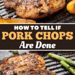 How to Tell If Pork Chops Are Done