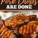 How To Tell If Pork Chos Are Done