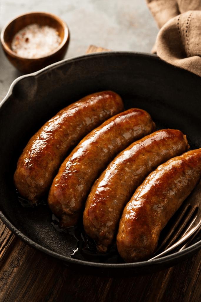 Homemade Italian Sausage