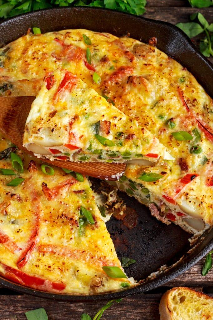 Frittata Omelet