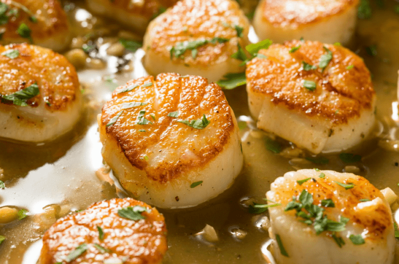 What to Serve with Scallops (24 Best Side Dishes)