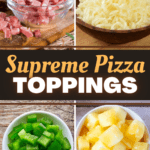 Supreme Pizza Toppings
