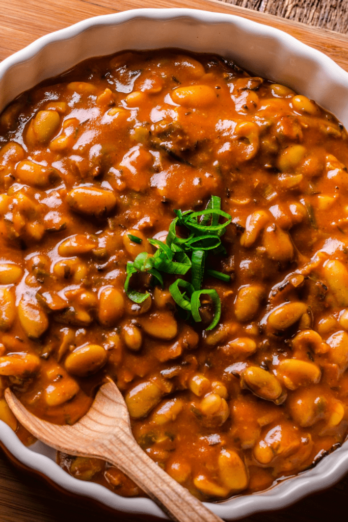 Frijoles Charros or Cowboy Beans