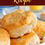 Popeye's Biscuits Recipe