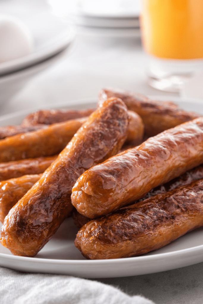 Fried Sausage Links