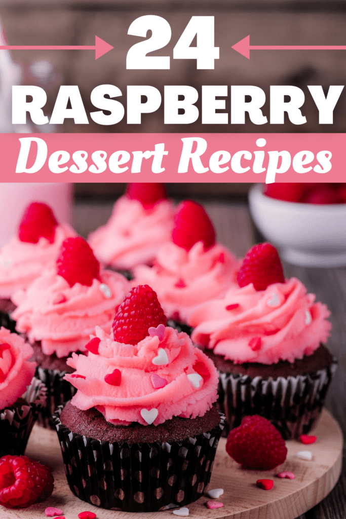 24 Raspberry Dessert Recipes