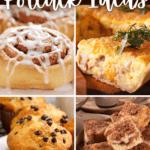 Breakfast Potluck Ideas