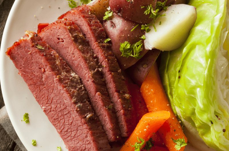 What to Serve with Corned Beef (14 Best Side Dishes)
