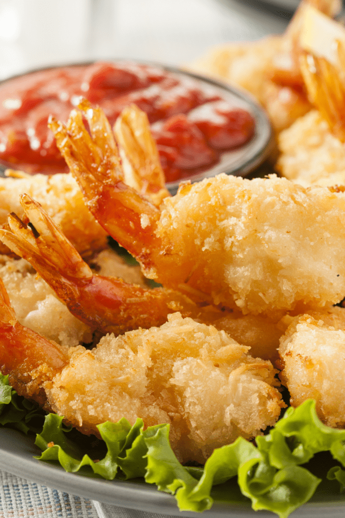 Homemade Coconut Shrimp