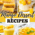 Mango Dessert Recipes