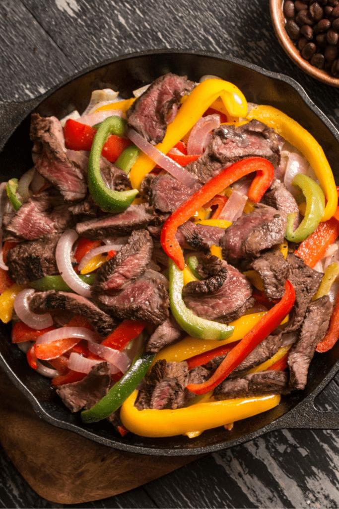 Beef Steak Fajita