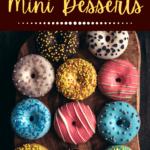 24 Best Mini Desserts