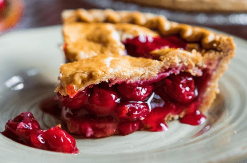 24 Easy Cherry Desserts