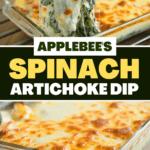 Applebee's Spinach Artichoke Dip