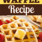 Aunt Jemima Waffle Recipe