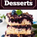 Blueberry Desserts