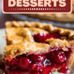 Cherry DessCherry Dessertserts