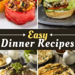 Easy Dinner Recipes