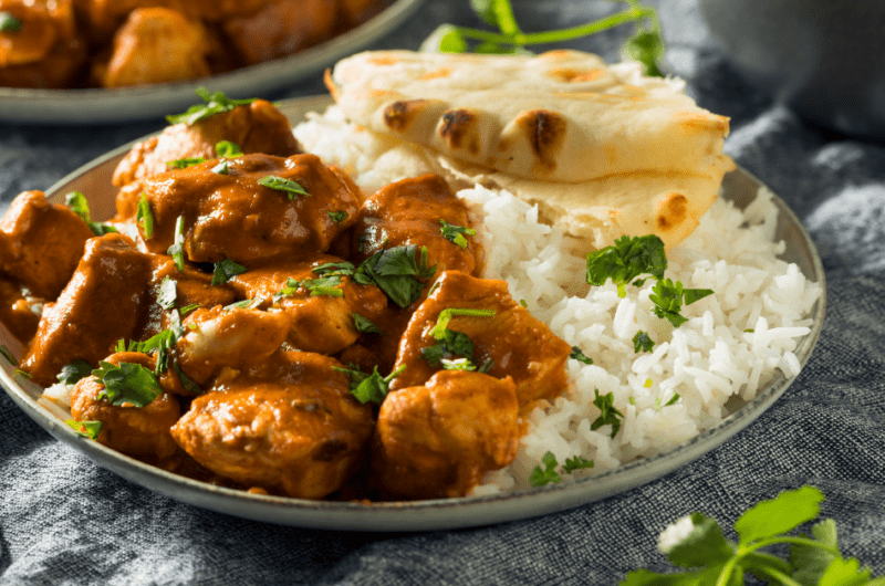 What to Serve With Butter Chicken