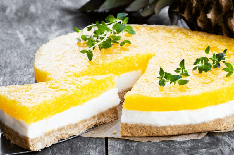 24 Best Pineapple Desserts