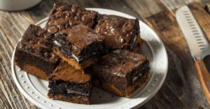 Homemade Slutty Brownies