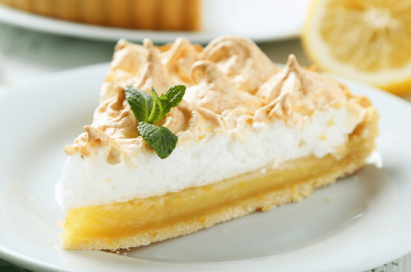24 Lemon Desserts That Melt In Your Mouth