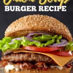 Lipton Onion Soup Burger