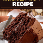Portillos Chocolate Cake